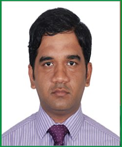 Mr.J. Guru Prasath <br> Assintant Director