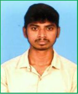 Mr. S. Ajith <br>Junior System Administrator