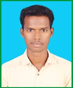 Mr. S. Vijay <br> Junior Project Officer