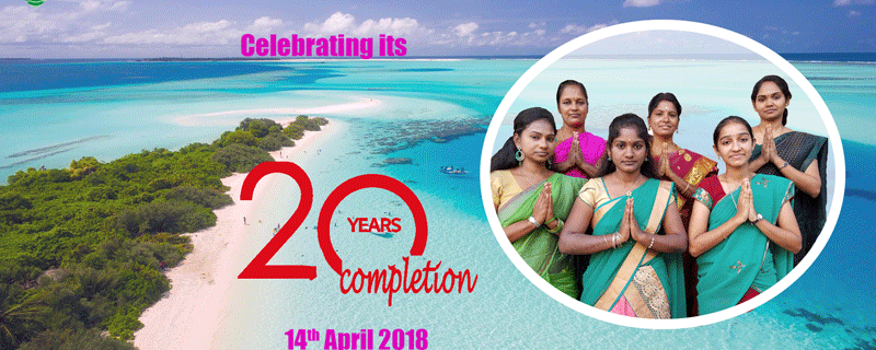 Indomer Celebrated its 20th year anniversary (April 14th, 2018)